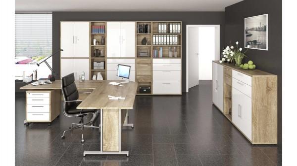 Aktenregal Contact, auch als Büromöbel einsetzbar