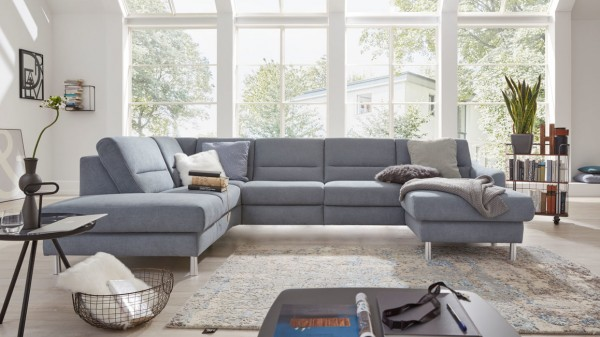 Interliving Sofa Serie 4305 - Ecksofa mit Kaltschaumpolsterung
