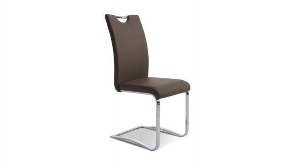 Schwingstuhl als Freischwinger mit Sitzkomfort