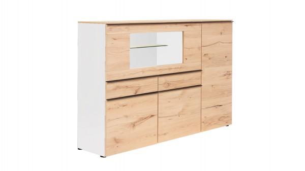 Interliving Wohnzimmer Serie 2103 - Highboard