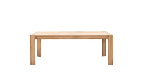 LaVie Design-Esstisch Color Line mit Front-Slide als Holzmöbel