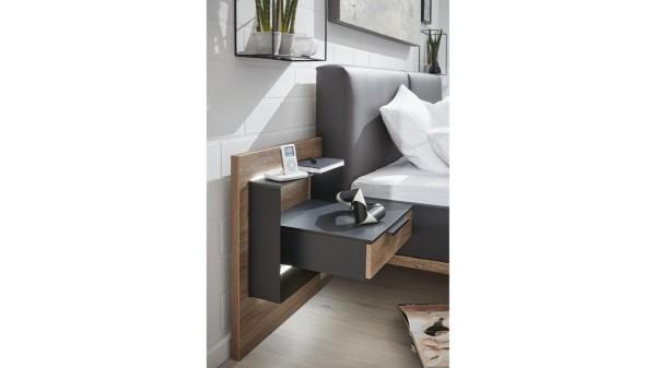 Interliving Schlafzimmer Serie 1007 - Nachtkonsolen-Set