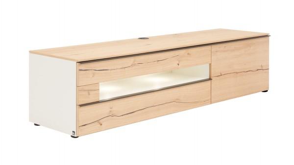 Interliving Wohnzimmer Serie 2103 - Lowboard 560701 mit Beleuchtung