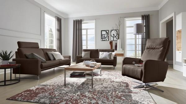 Interliving Sofa Serie 4001 - Ledergarnitur