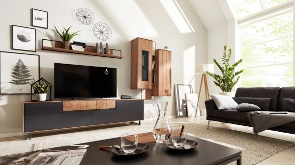 Interliving Wohnzimmer Serie 2106 - Wohnwand 620001