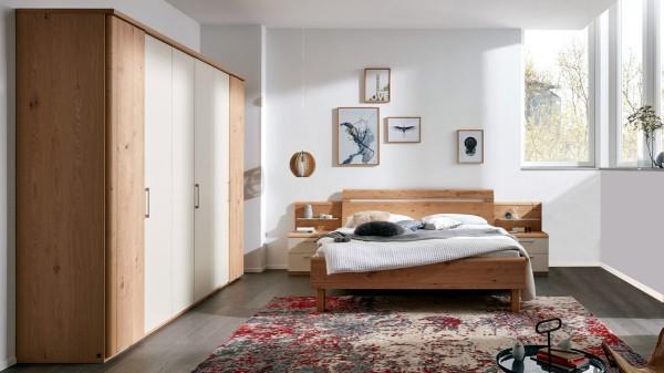 Interliving Schlafzimmer Serie 1013 - Komplettzimmer mit Aufsätzen