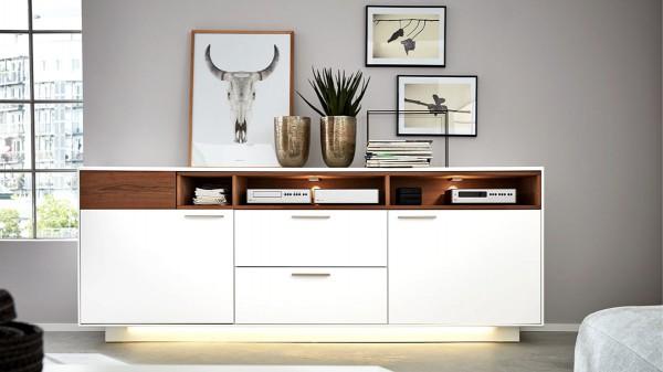 Interliving Wohnzimmer Serie 2102 - Sideboard 510266