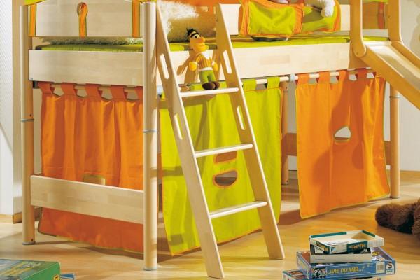PAIDI Vorhang-Befestigungs-Set und VorhängeFleximo