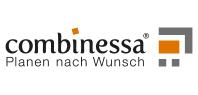Logo combines