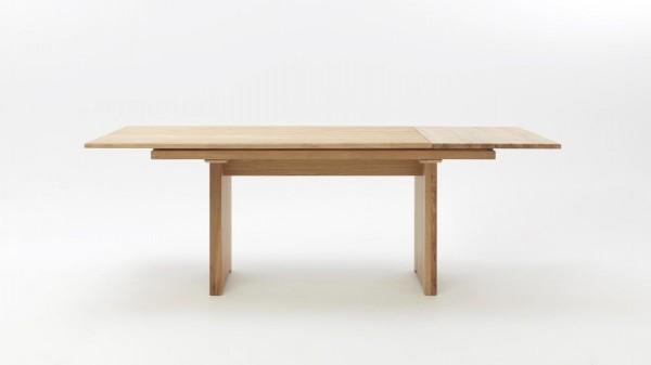 Massivholz-Auszugtisch bzw. Esstisch