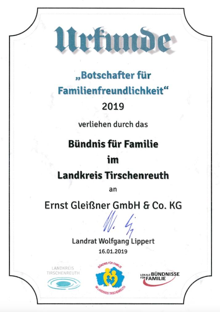 Urkunde-Botschafter-Familienfreundlichkeit-2019