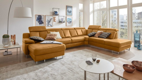 Interliving Sofa Serie 4050 - Wohnlandschaft