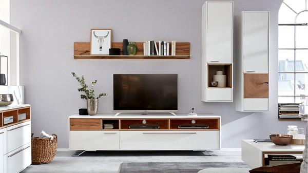 Interliving Wohnzimmer Serie 2102 - Wohnkombination 510802M