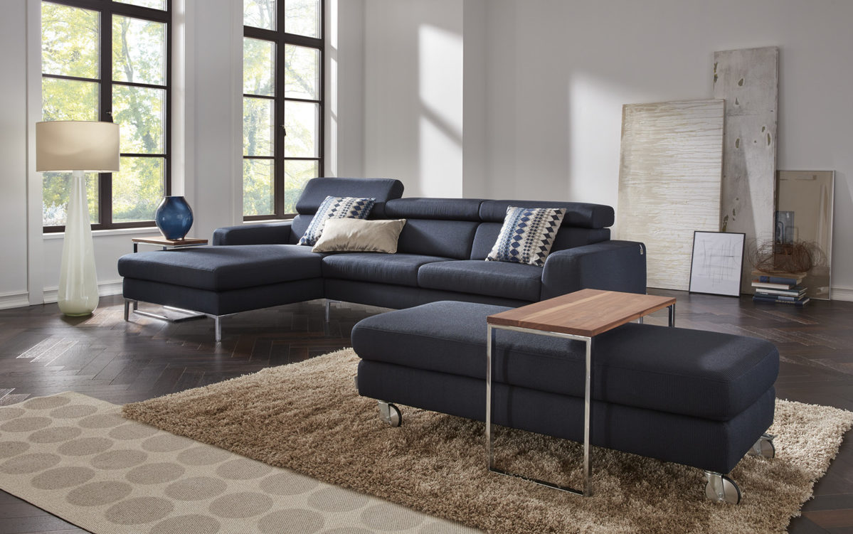 w schillig eckkombination glei ner. Black Bedroom Furniture Sets. Home Design Ideas