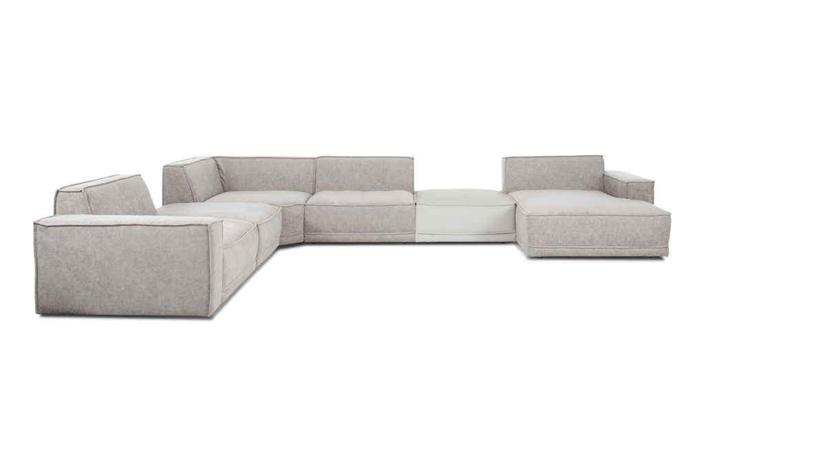 Interliving Sofa Serie 4100 - Wohnlandschaft | Gleißner