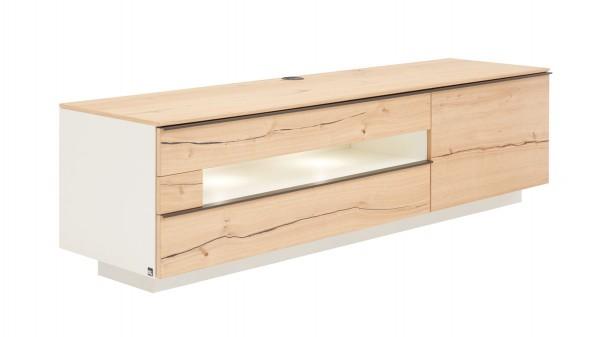 Interliving Wohnzimmer Serie 2103 - Lowboard 560801 mit Beleuchtung