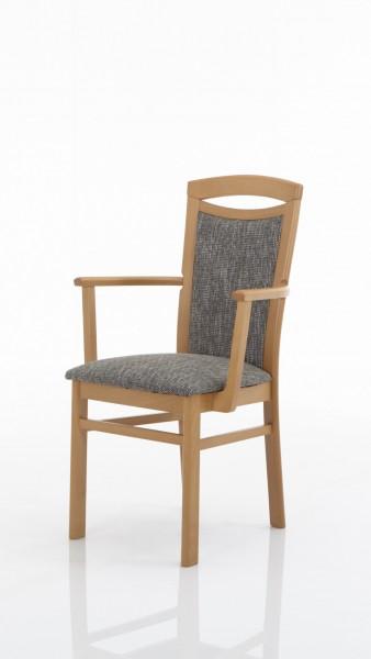 Armlehnstuhl - Polsterstuhl