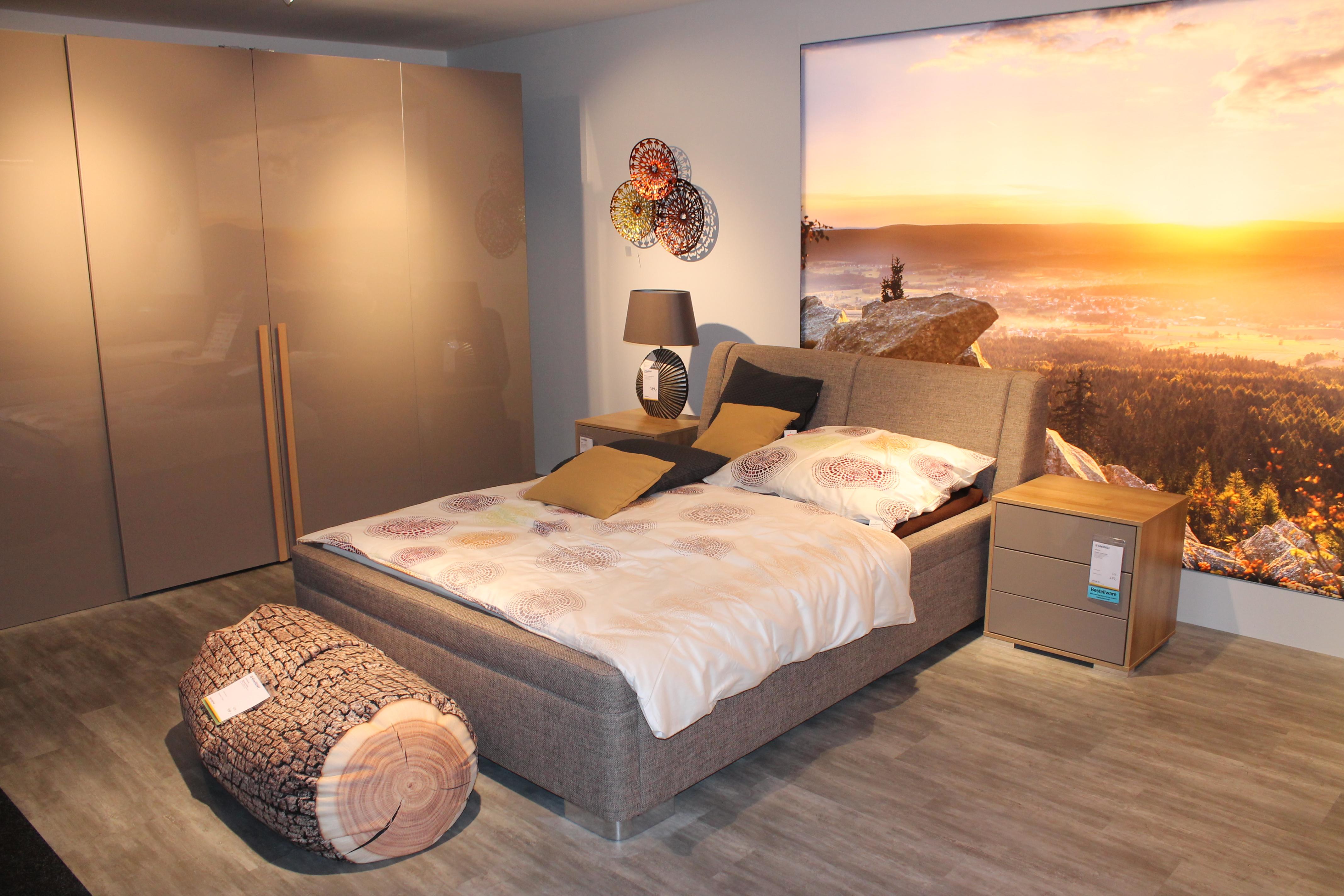 polsterbett mood ausstellungsst cke schlafzimmer m bel glei ner. Black Bedroom Furniture Sets. Home Design Ideas