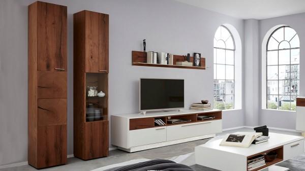 Interliving Wohnzimmer Serie 2102 - Wohnkombination 510804S