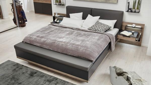 Interliving Schlafzimmer Serie 1007 - Bettgestell mit Extras