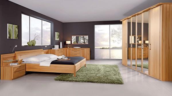 Modernes C. DISSELKAMP Schlafzimmer mit Bettgestell | Gleißner