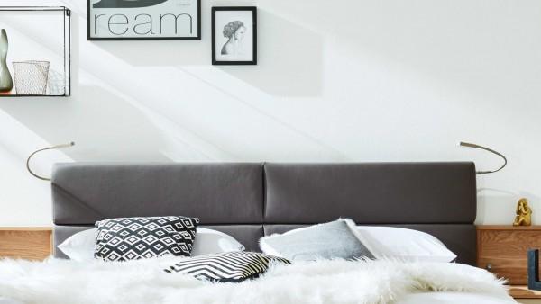 Interliving Schlafzimmer Serie 1002 - Flexleuchten-Set 80013