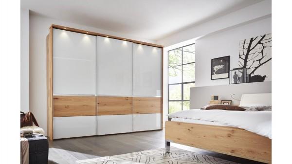 Interliving Schlafzimmer Serie 1202 - Schwebetürenschrank | Gleißner