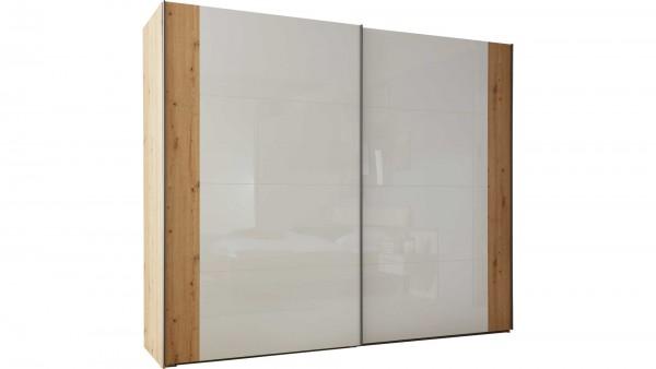 Interliving Schlafzimmer Serie 1021 - Schwebetürenschrank 45L1