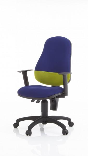 Drehstuhl, ein Bürostuhl bzw. Polsterstuhl fürs Arbeitszimmer