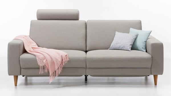 Zweisitzer-Sofa mit Funktion - Polstermöbel