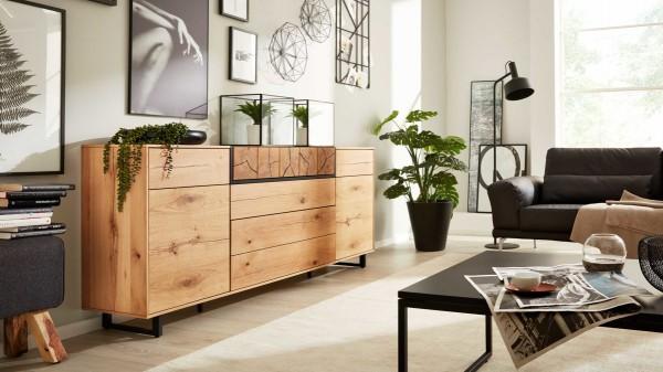 Interliving Wohnzimmer Serie 2106 - Sideboard 620810