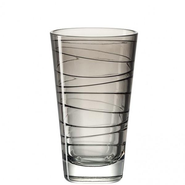LEONARDO großer Glasbecher Vario