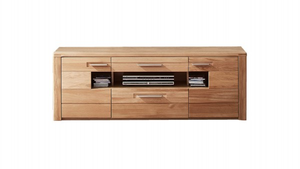 KAWOO Medien-Lowboard Nature Two als Fernsehschrank
