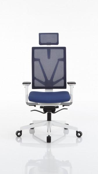 Drehstuhl bzw Bürostuhl mit biodynamischem Sitzkomfort