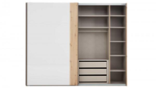 Interliving Schlafzimmer Serie 1021 - Innenschubladen 9S87
