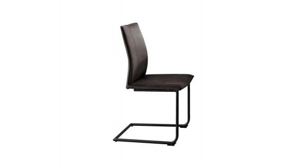 Design-Schwingstuhl bzw. Freischwinger