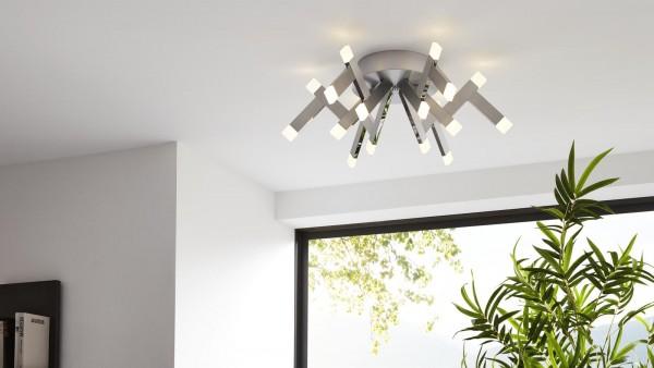 Interliving Leuchten Serie 9328 - LED - Deckenleuchte klein
