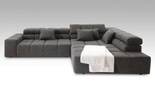 SOFAkultur Lounge-Ecksofa bzw. Eckcouch