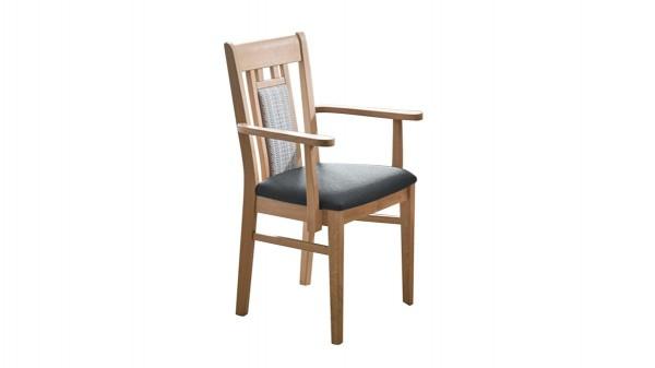 Vierfuß-Armlehnstuhl