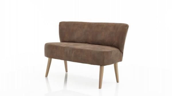 Dining-Sofa bzw. Sitzbank im Retro-Look
