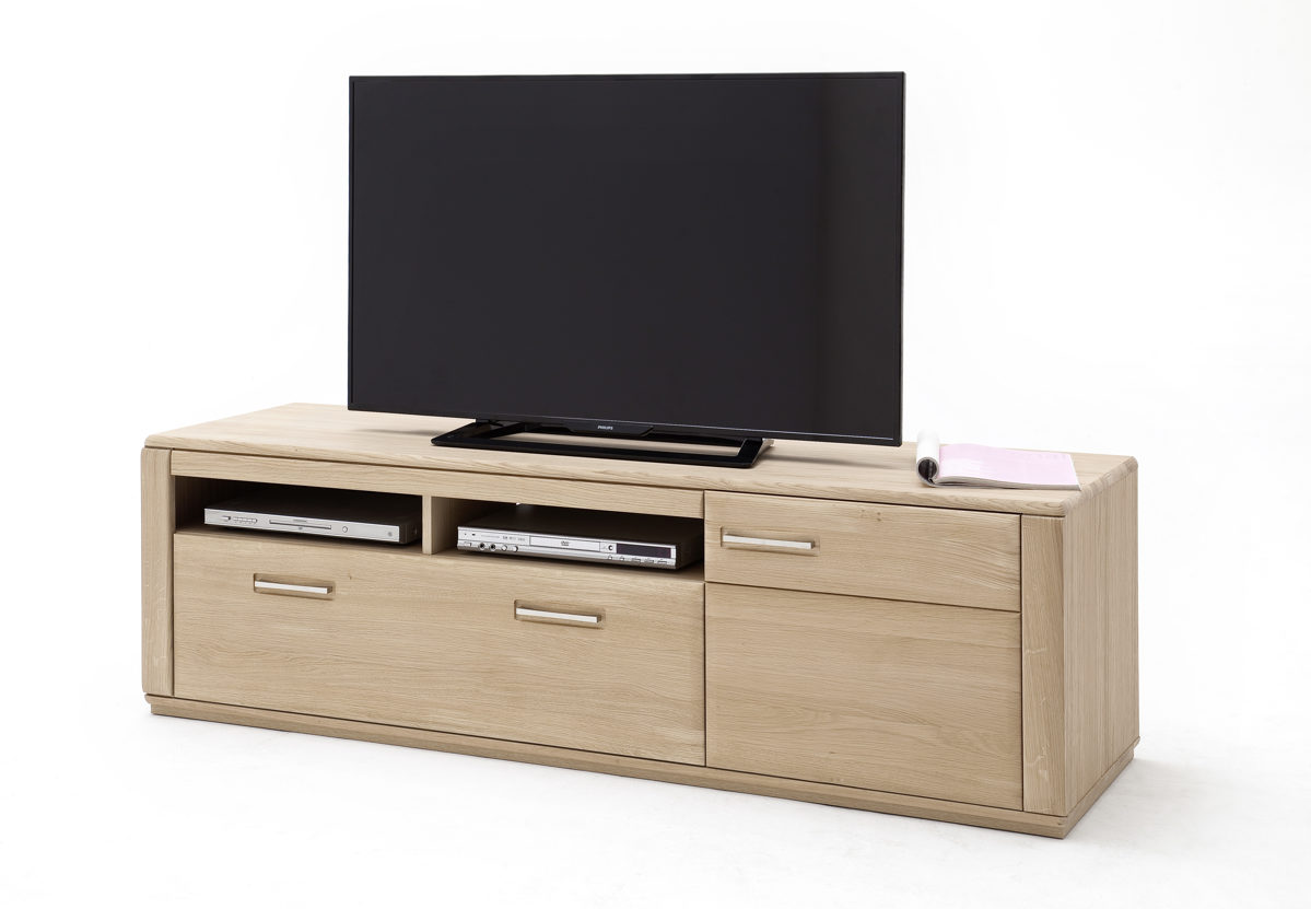 tv element mit kabelmanagement glei ner. Black Bedroom Furniture Sets. Home Design Ideas