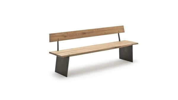 Holz-Esszimmerbank