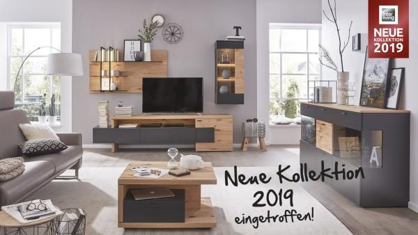 Interliving Wohnzimmer Serie 2104 - Wohnkombination