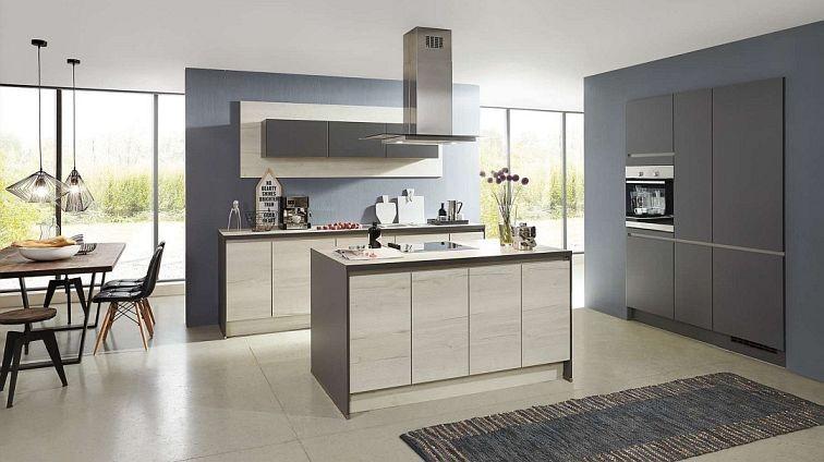 Moderne Küchen beim großen Küchen-Spezialisten   Gleißner