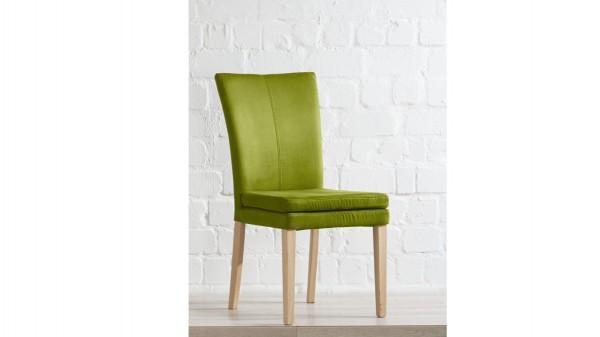 laVie Polsterstuhl Color-Line mit Lederbezug als Sitzmöbel