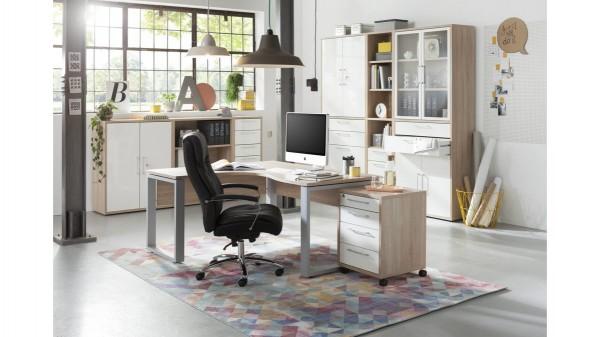 Winkelschreibtisch Contact als Büromöbel