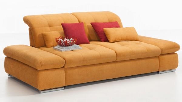 KAWOO 2-Sitzer Sofa Santa Lucia mit Federkern