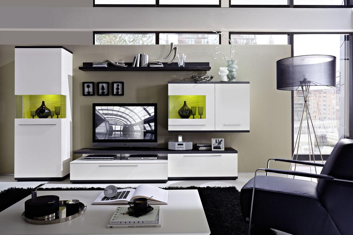 Partnerring Collection Designer Wohnwand Studio Light Fur Ihre Wohnlandschaft