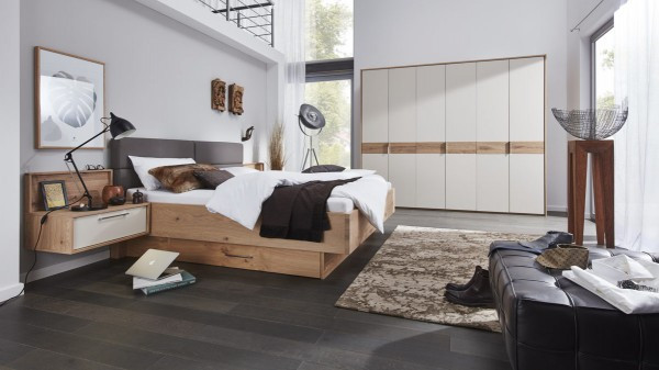 Interliving Schlafzimmer Serie 1002 - Komplettzimmer mit vielen Extras