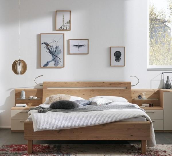 Interliving Schlafzimmer Serie 1013 - Doppelbettgestell